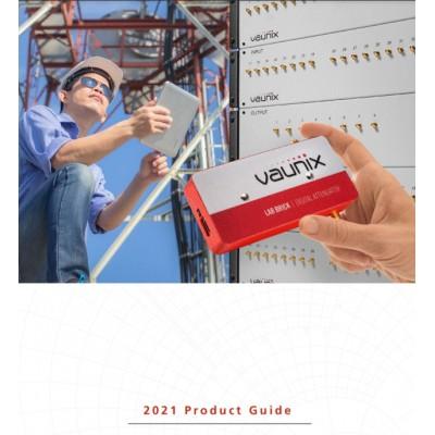 Catalogue 2021 VAUNIX